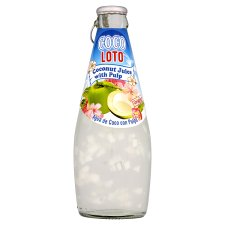 Coco Loto Coconut Juice With Pulp