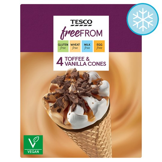 tesco free from toffee