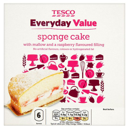 tesco_everyday_value_basic_economy_sponge_cake_cheap