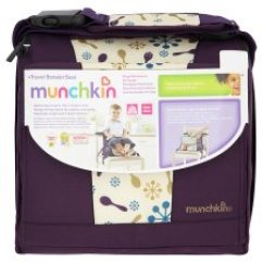 Munchkin High Chair Floral Arm Travel Booster Seat Groceries Tesco