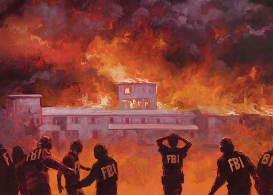 The FBI Agent Who Can't Stop Thinking About Waco – Texas Monthly