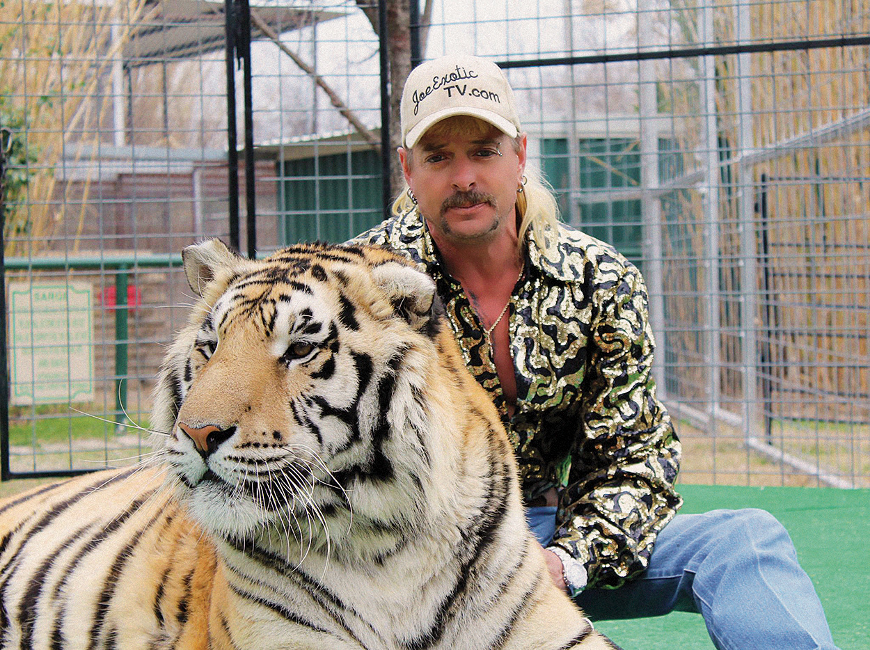 Joe Exotic A Dark Journey Into The World Of A Man Gone