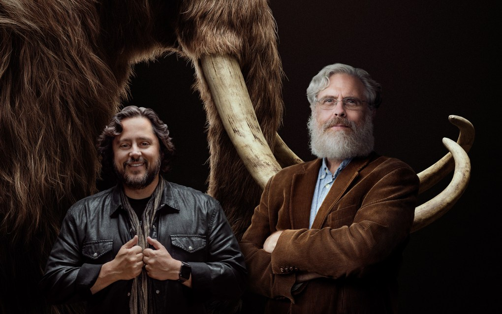 wooly mammoth Ben Lamm Colossal