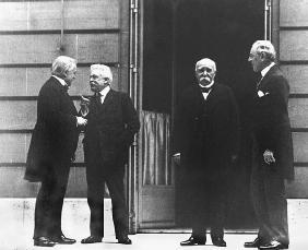 Treaty of Versailles legal definition of Treaty of Versailles