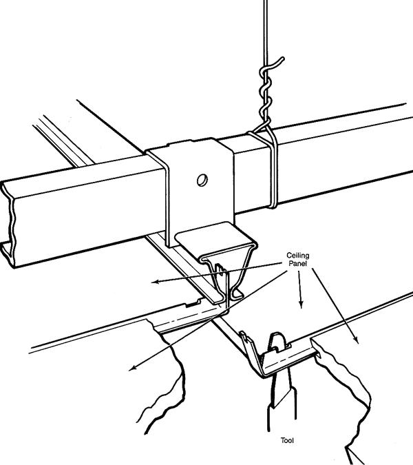 suspended ceiling definition. Black Bedroom Furniture Sets. Home Design Ideas