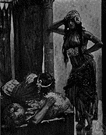 Jezebel - wife of Ahab who was king of Israel