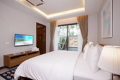 Sala Azalea Villa 3 Bed Pool Villa For Rent In Jomtien Pattaya
