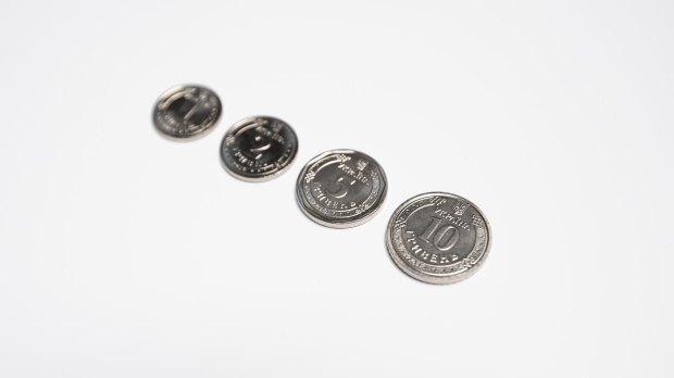 20 грудня в обіг вводять монету 5 гривень (ФОТО)