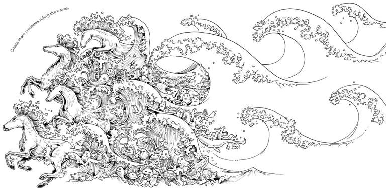 Illustrator Kerby Rosanes On The Art Of Doodling
