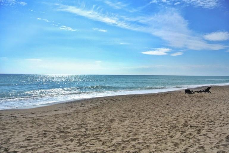 Beach at Belek Antalya