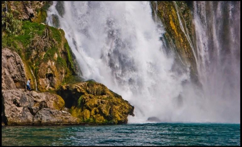 Düden Waterfalls