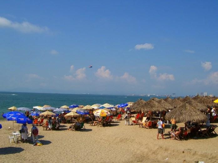 Blue Chairs Beach