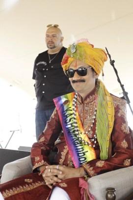 Gay prince Manvendra Singh Gohil