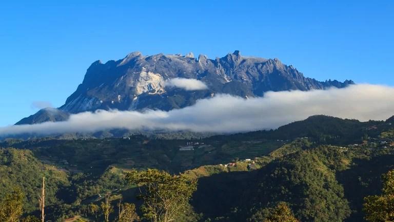 Why Malaysia's Mt. Kinabalu is So Sacred