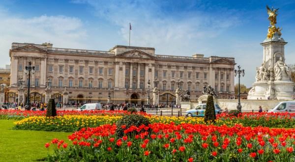 History Of Buckingham Palace