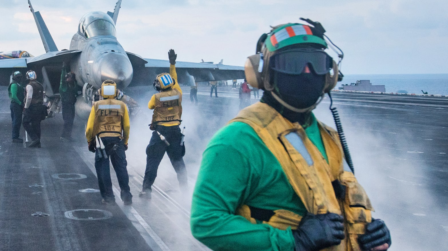 U.S. Navy Coronavirus Quarantine Could Get Ugly