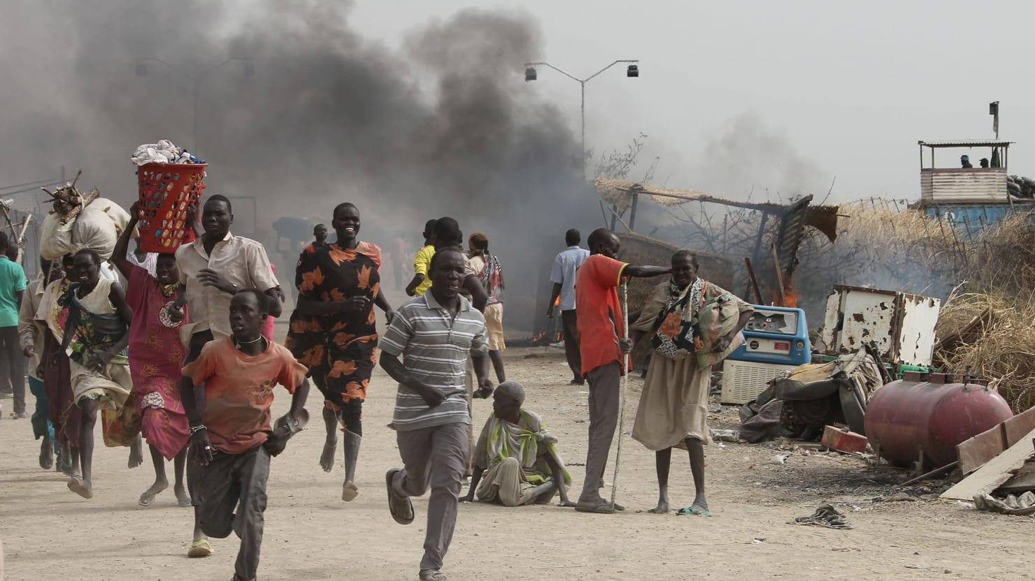 After the Malakal Massacre Investigating South Sudan War