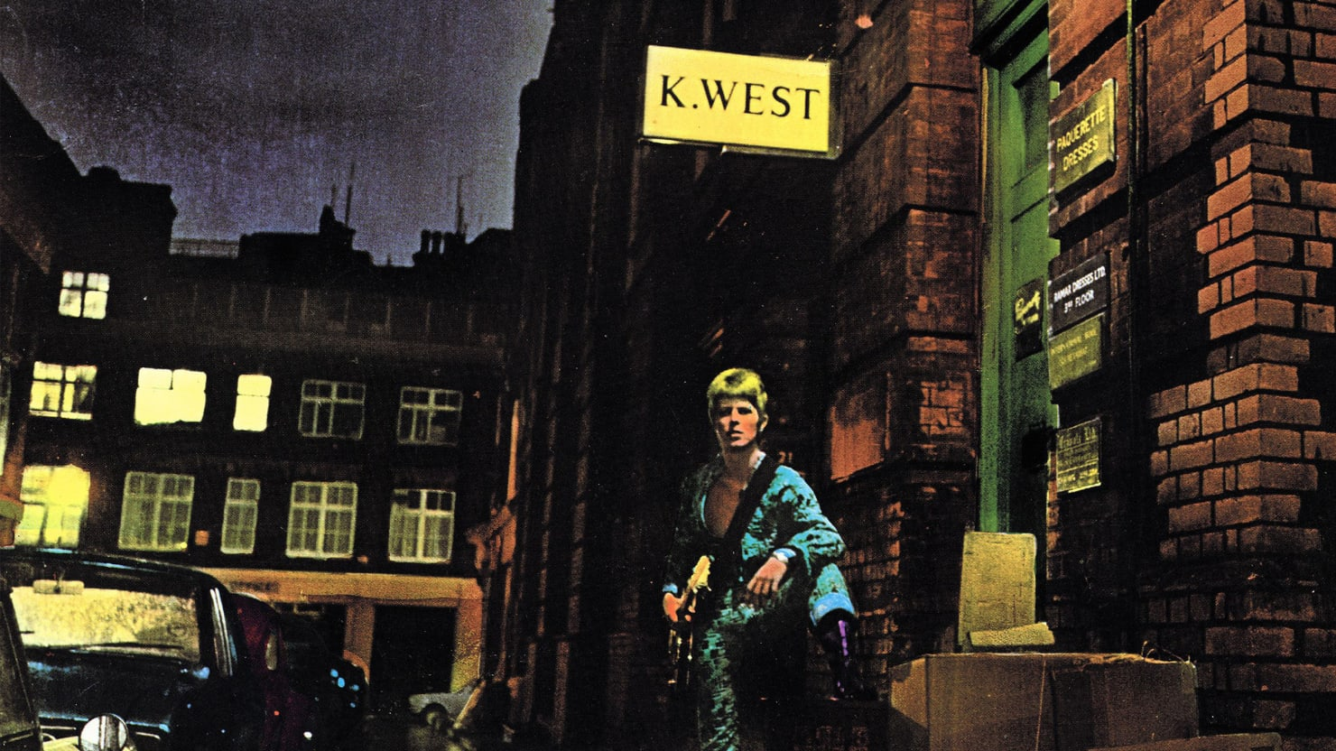 Fall 2016 Wallpaper How David Bowie Predicted The Coming Of Kanye West