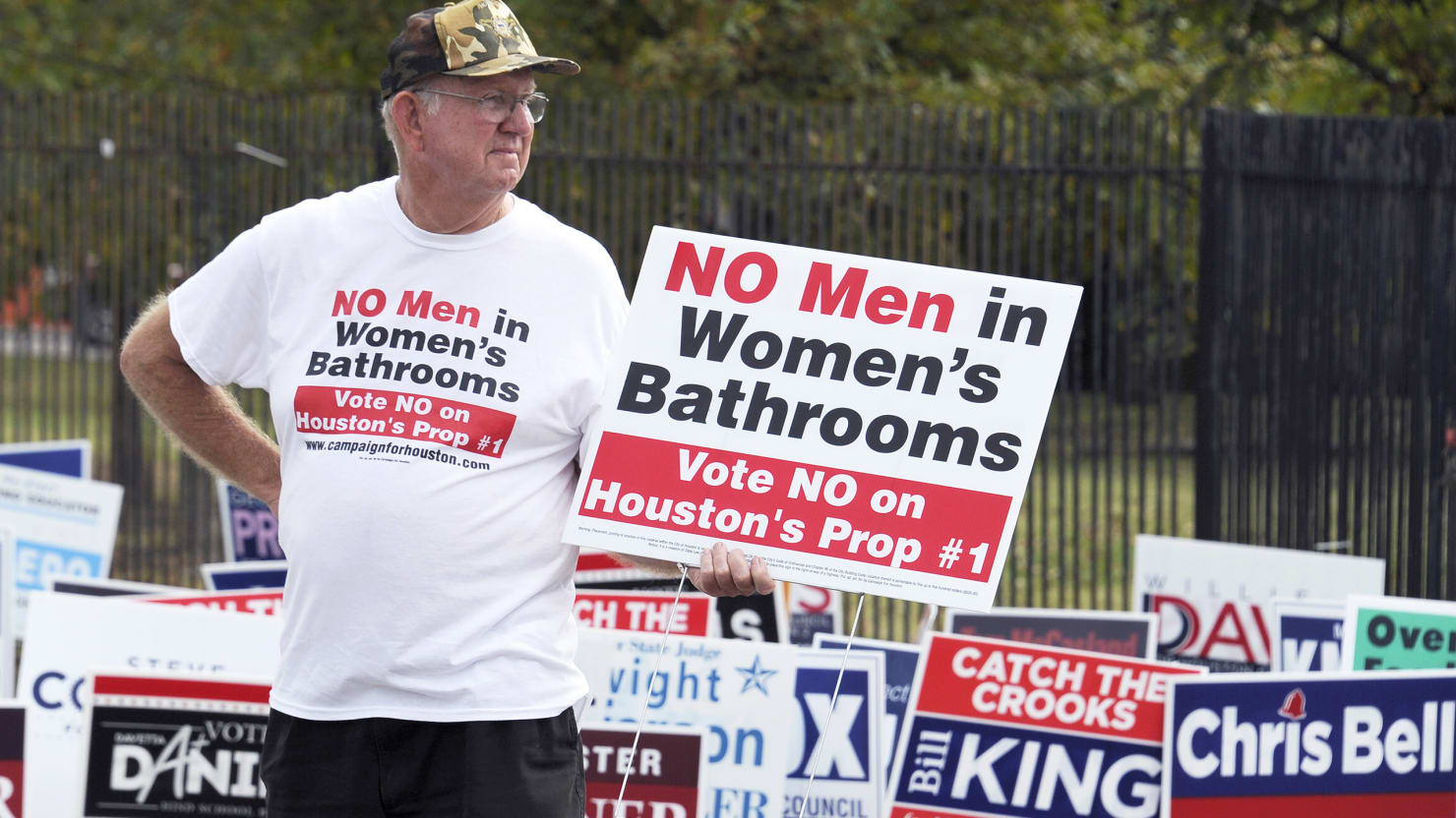 Houstons AntiGay Rollback is First of 227 Battles Across