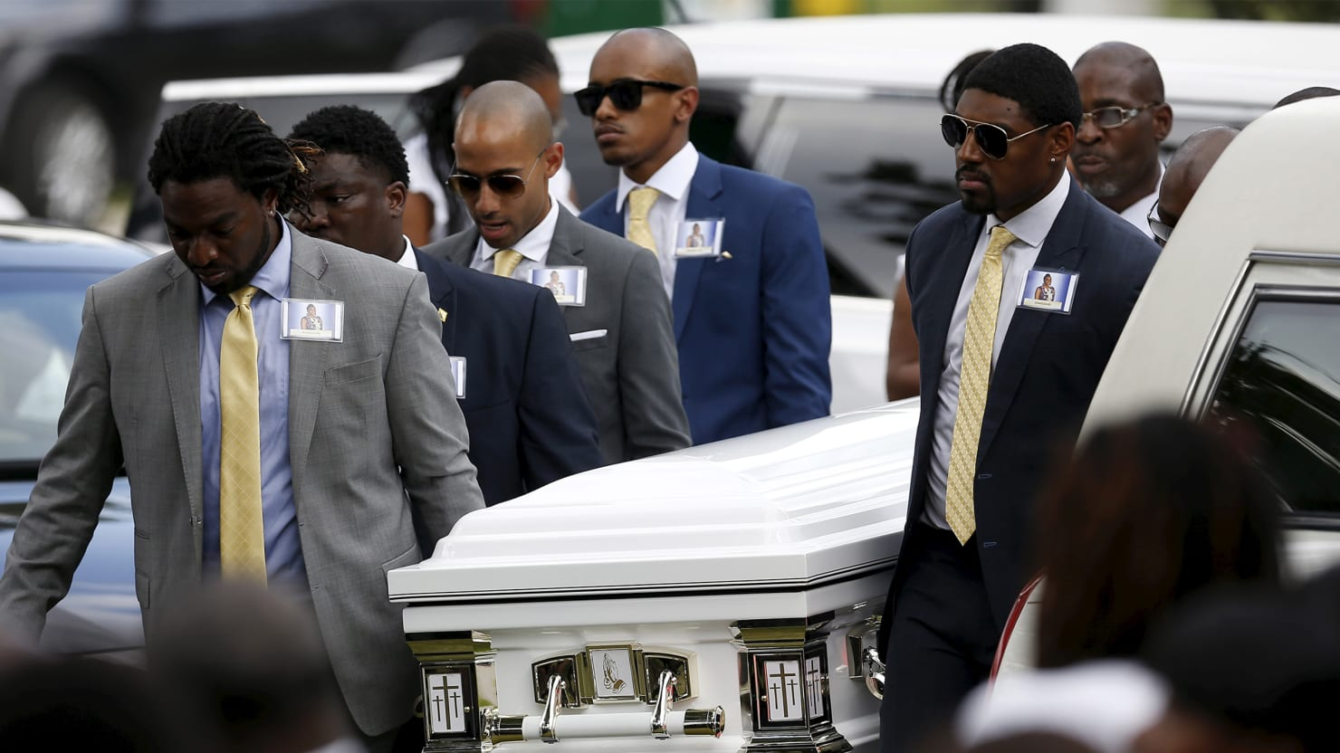 At Sandra Blands Funeral A Black Church Mourns Again