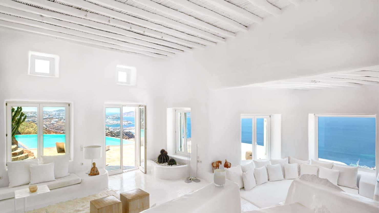 OMG I Want This House Mykonos Greece Photos