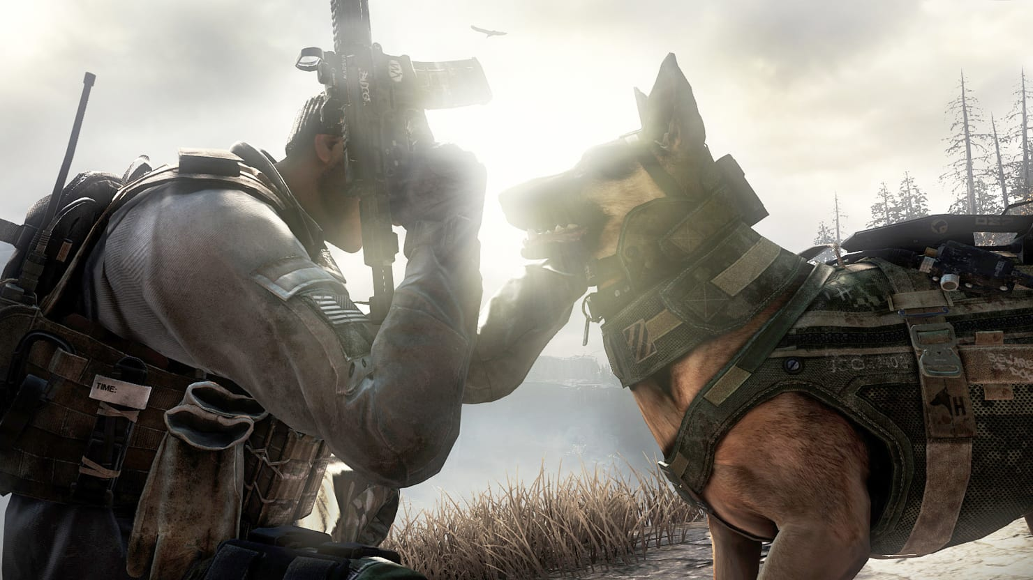 Call Of Duty Ghosts Review The Juggernaut Franchise