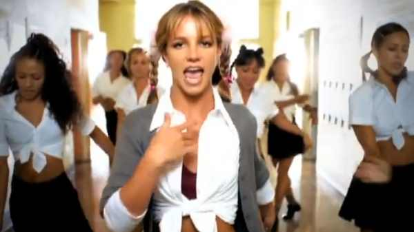 Britney Spears Baby Time Turns 15 Making Of Iconic Music Video