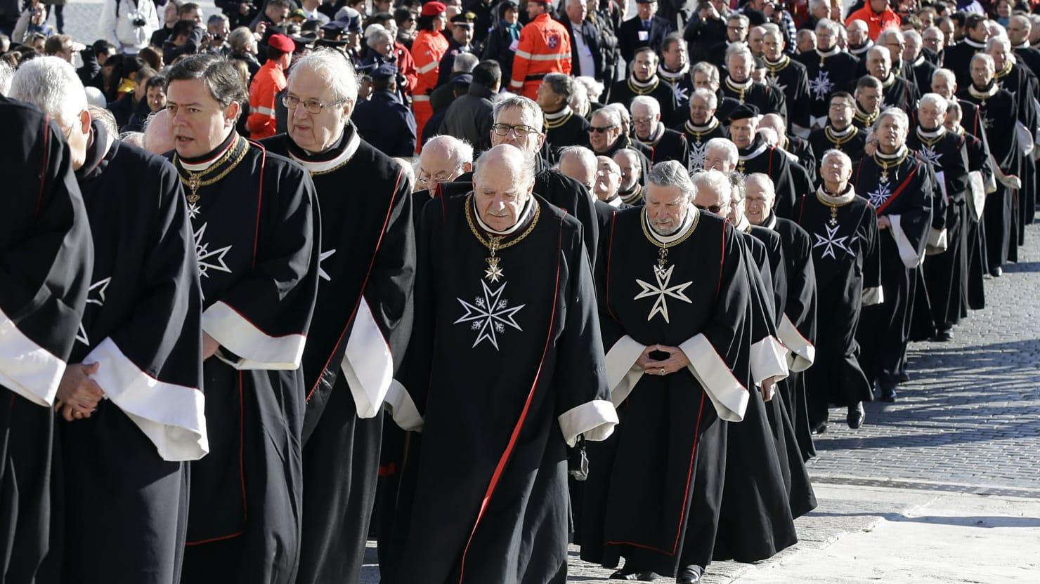 Knights of Malta Celebrates 900th Birthday  The Daily Beast
