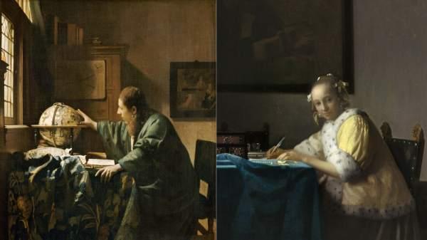Dutch Masters Blockbuster Vermeer Exhibition