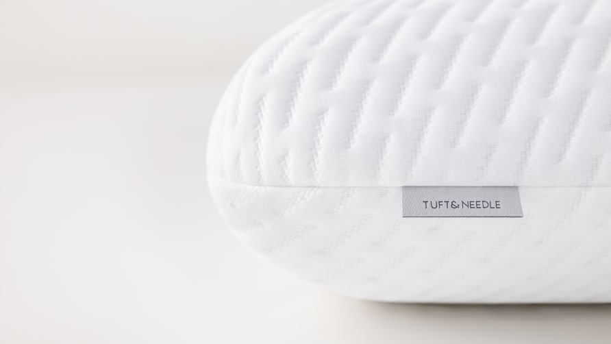 tuft needle original foam pillow review