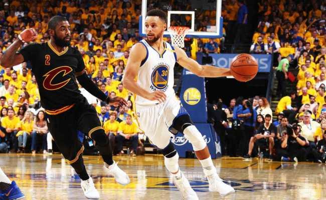 2017 Nba Final Golden State Warriors Vs Cleveland