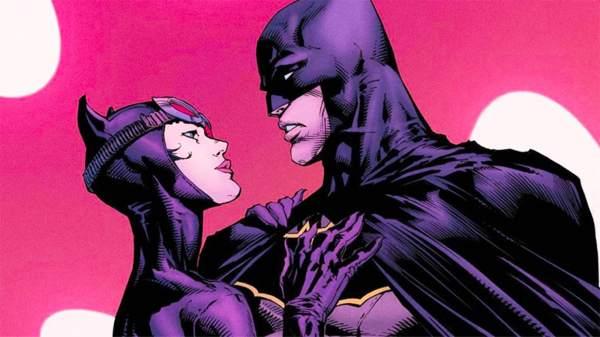 Batman Proposal Catwoman Makes Official