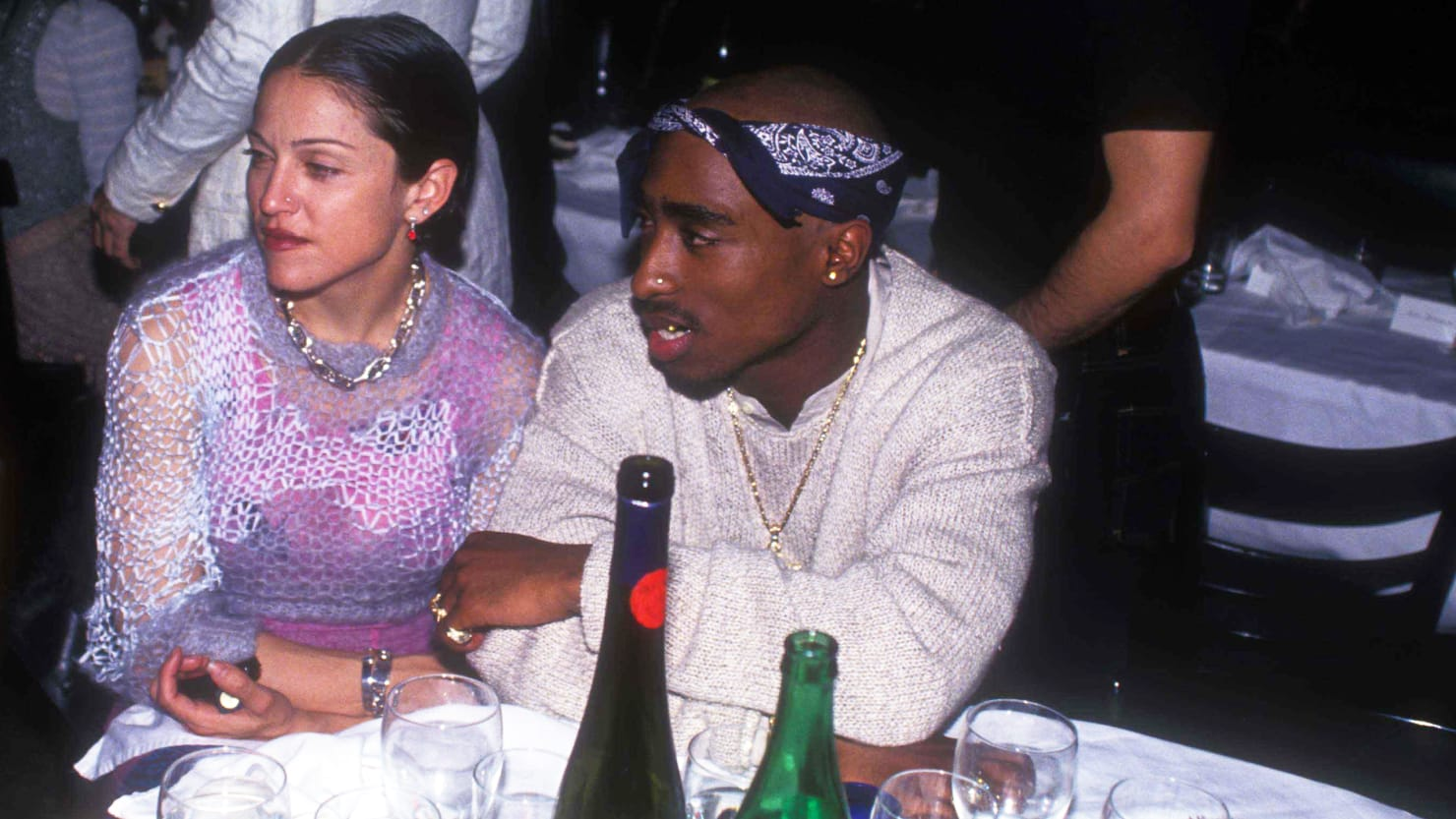 How Tupac Refused to Be Used as Another One of Madonnas Black Male Props