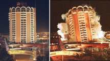 Rat Pack Brought Scandal Las Vegas Sands Hotel