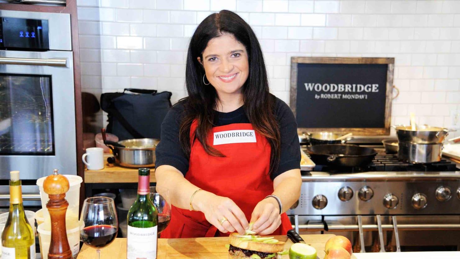 Iron Chef Alex Guarnaschelli Shares Her Kitchen Secrets