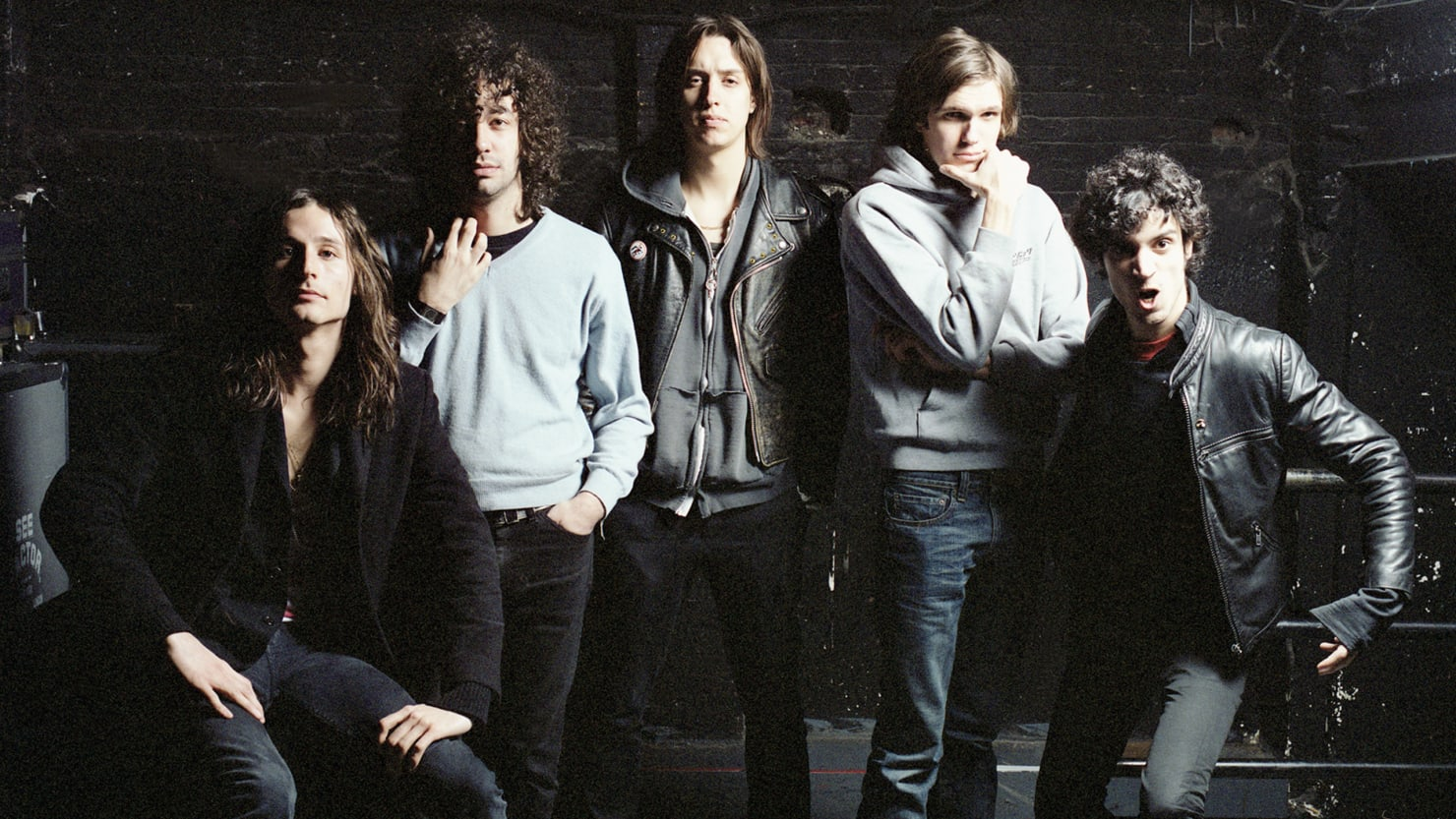 Rock And Roll Wallpaper Hd Is This It The Strokes Last Quiet Moment Before