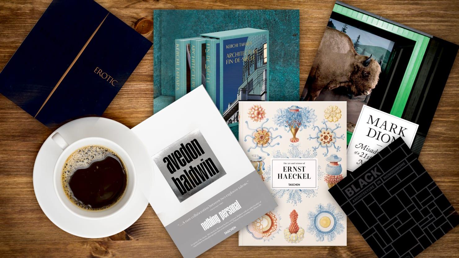 Coffee Table Yoga Book