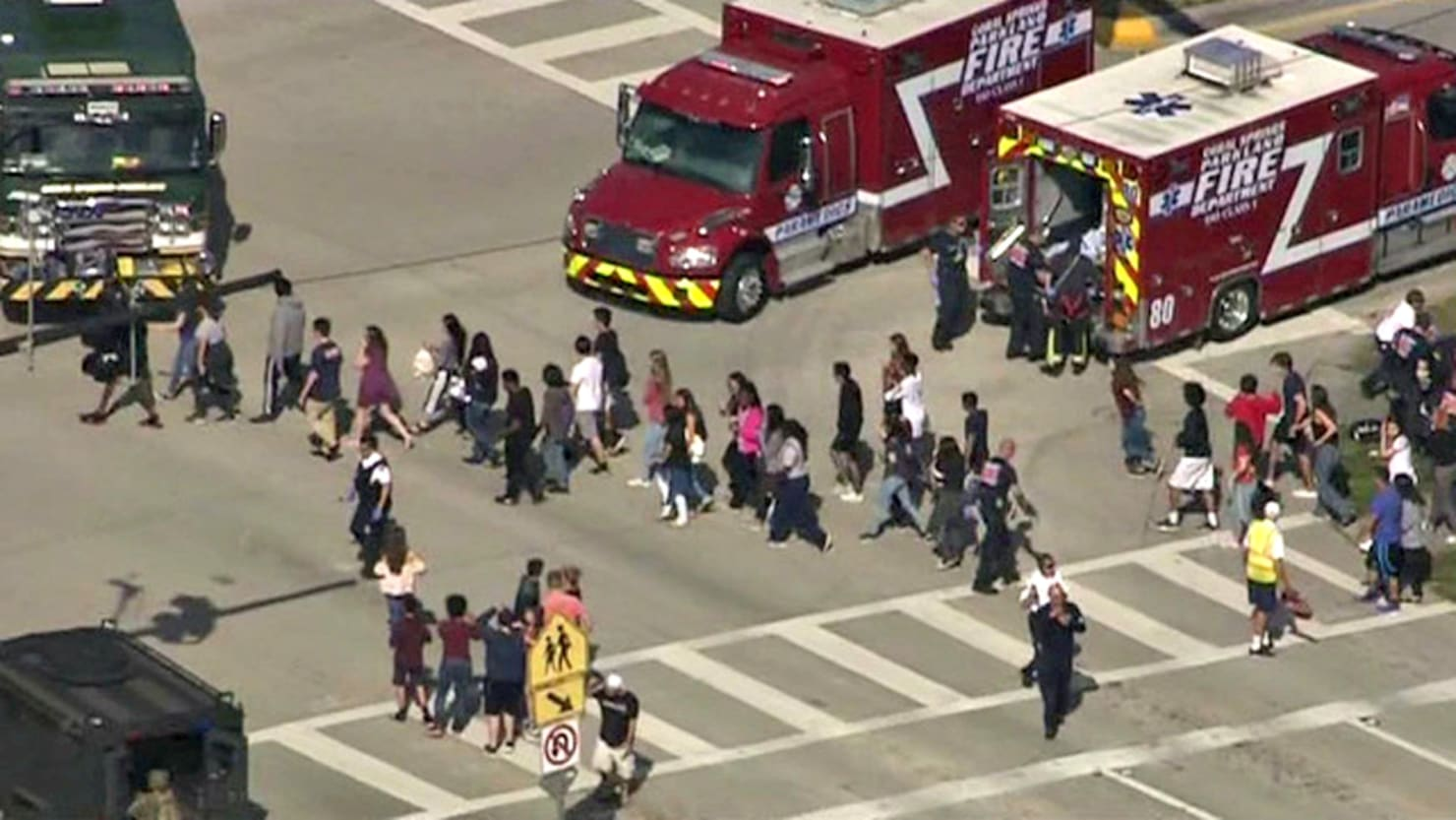 Florida School Shooting Deadliest Since Sandy Hook