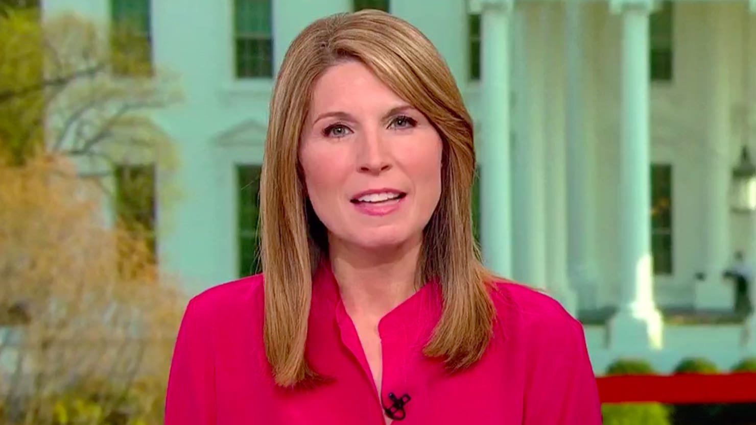 Nicolle Wallace Hannity Runs Trump Like an Asset