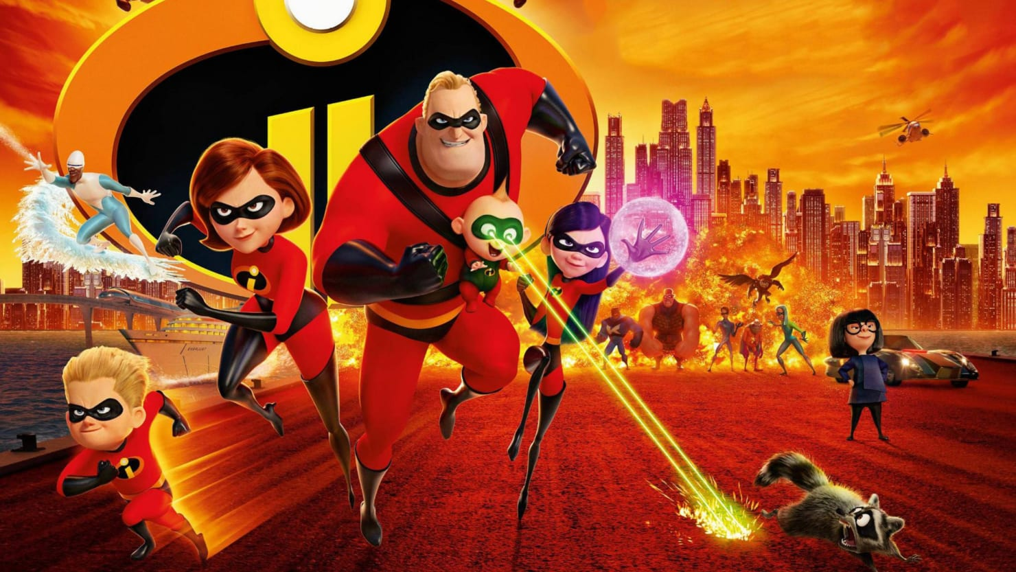 'incredibles 2' Is An Actionpacked Ode To Parenthood In