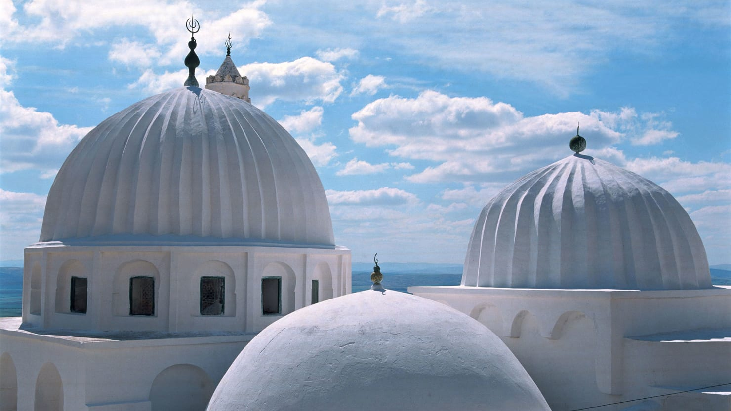 Forget Santorini Check Out Sidi Bou Said In Tunisia