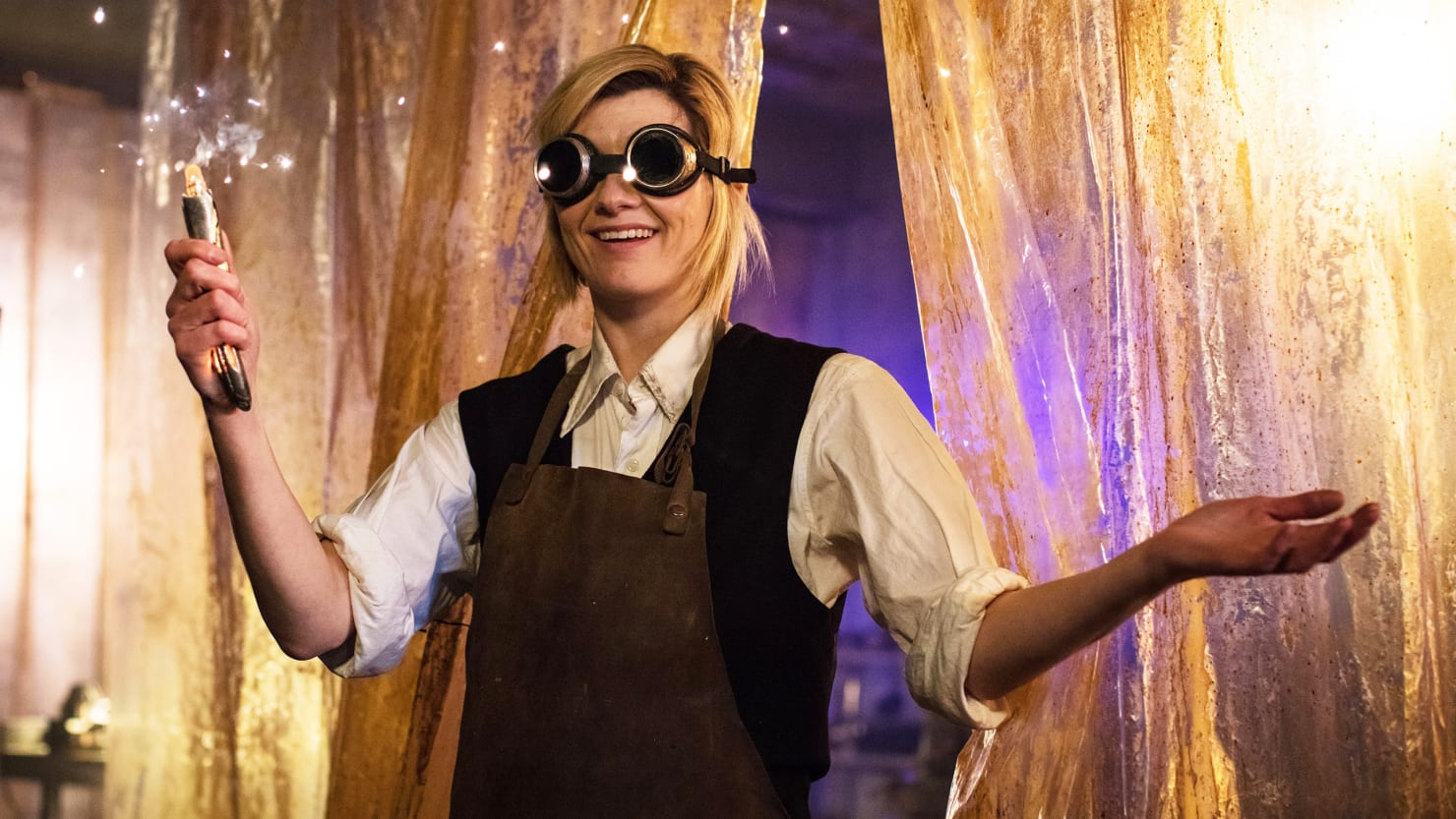 First Female Doctor Who Misses Her Shot to Stun the World