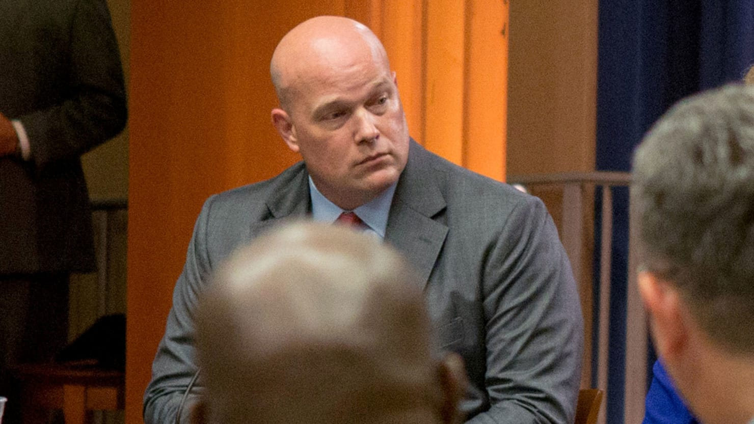 Matthew Whitaker a Mueller Critic Named Acting Attorney General