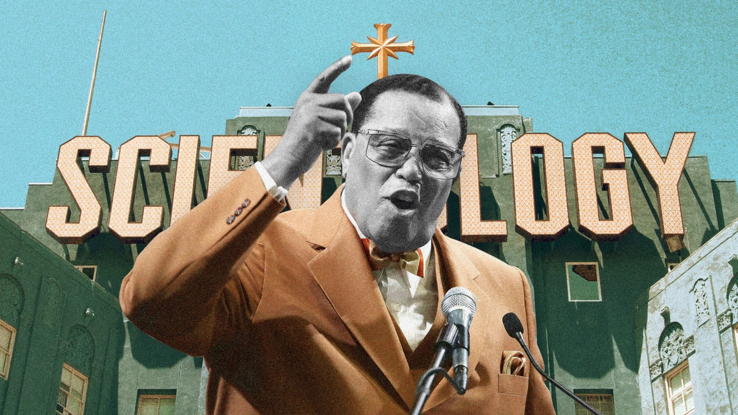 Inside Farrakhan and the Nation of Islams Strange Ties to
