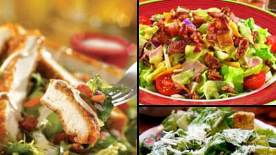 40 most unhealthy salads
