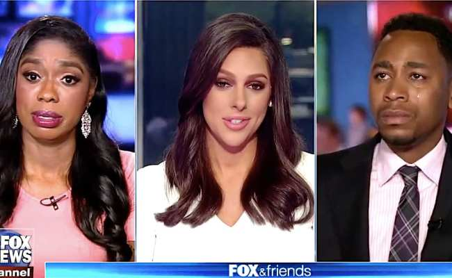 Fox Guests Weep Over Morally Bankrupt Trump While Host