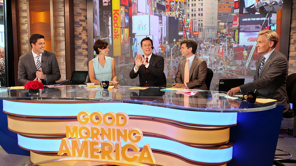 good morning america vs