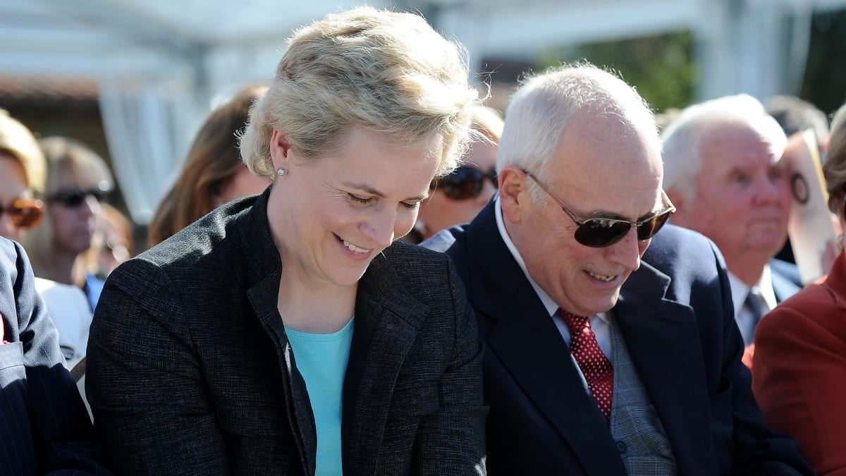 Mary Cheney Gets Married  The Daily Beast