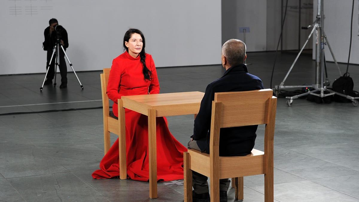Marina Abramovis Silent Revolution in Performance Art