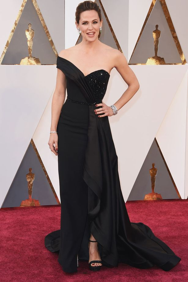 Oscars 2016 best dressed Jennifer Garner